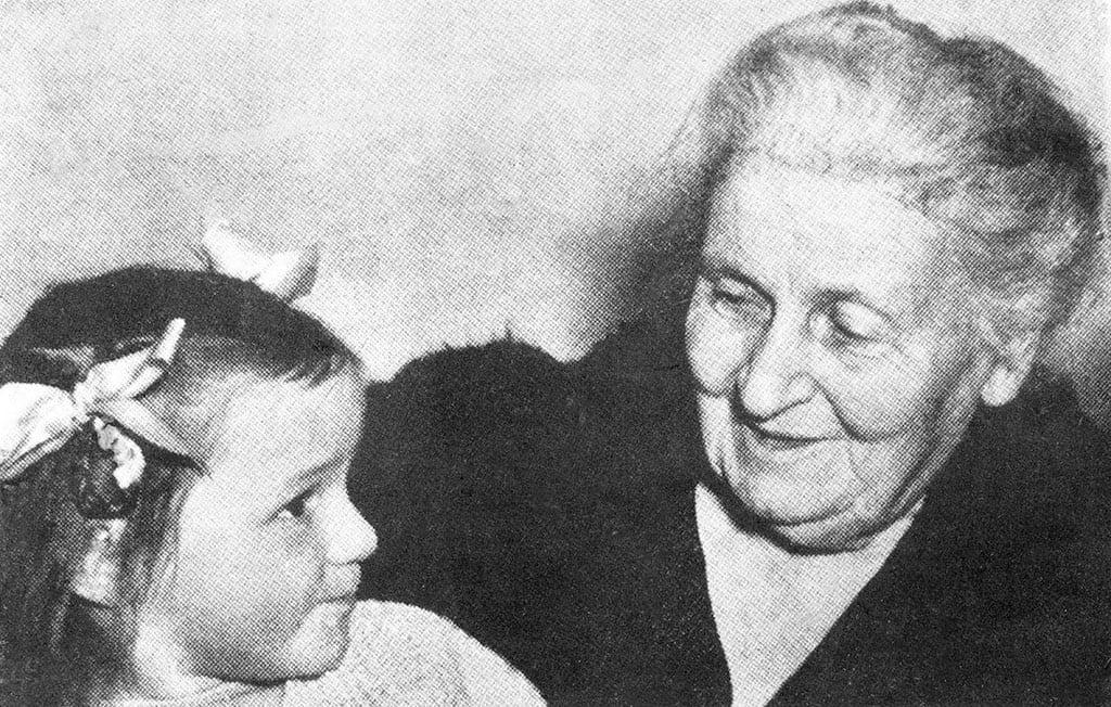 Μαρία Μοντεσσόρι (1870-1952)